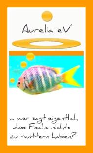 Aurelia e.V. hat was zu twittern.