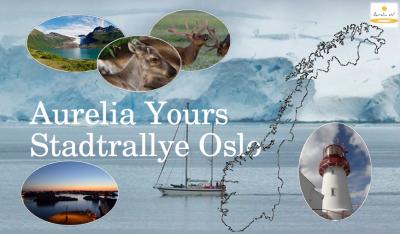 Aurelia Yours Stadtrallye Oslo