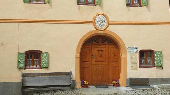 Beliebte Unterkunft für Schüler auf Klassenfahrt im Engadin / Schweiz