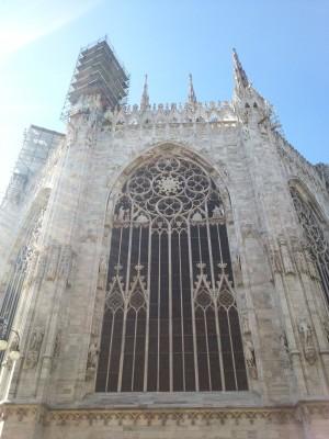 Italien - Mailand - Mailänder Dom