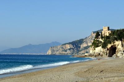 Italien - Golf von Genua - Ligurien