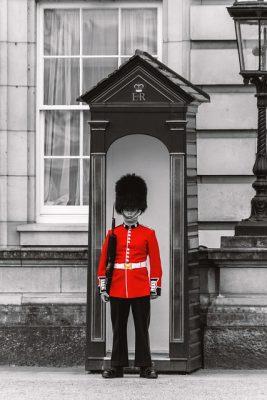 London-Stadtrallye-Wachablösung