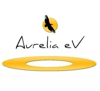 Aurelia-Logo mit Vogel