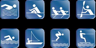 Sportmöglichkeiten zur Klassenfahrten-Programmgestaltung.