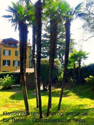 Italien - Villa am Comer See