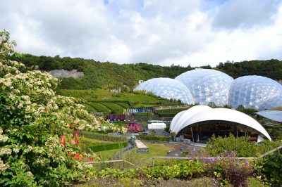 Eden Project in England
