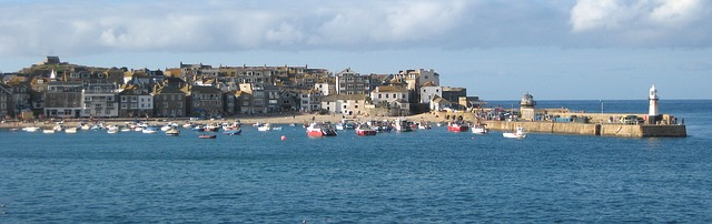 St Ives - Cornwall - England