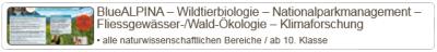 Klassenfahrten Programm für Ökologie und Klimaforschung