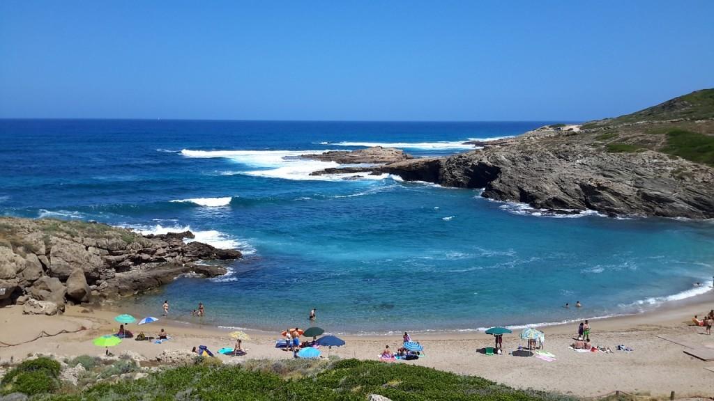 Strand Sardinien