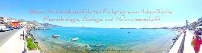 Das Mittelmeer Italien - Sizilien