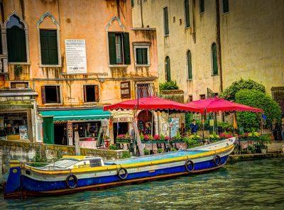 Canal Grande -Venedig - Italien