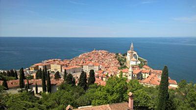 Piran - Slovenien - Mittelmeer