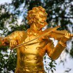 Johann Strauss, Wien
