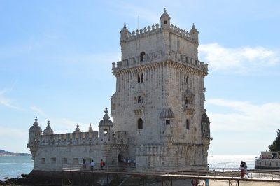 Turm Lissabon