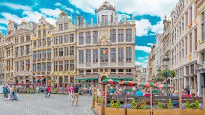 Klassenfahrten Belgien Brüssel