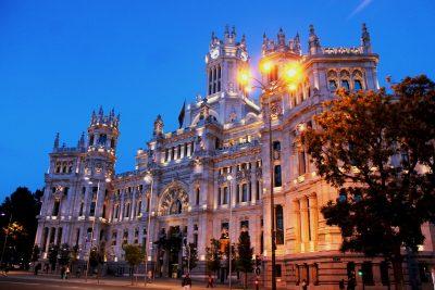 Klassenfahrten Spanien Madrid