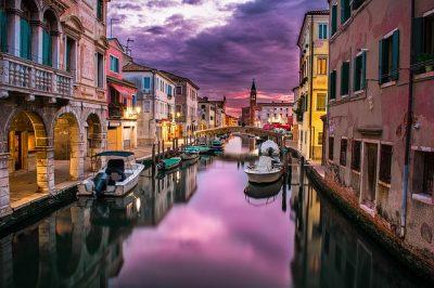 Klassenfahrt Italien - Venedig