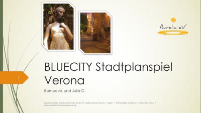 Literatur Rallye / Stadtrallye Verona