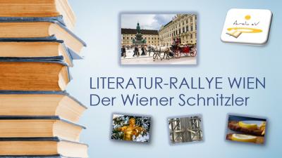 Literatur Rallye / Stadtrallye Wien zu Schnitzler