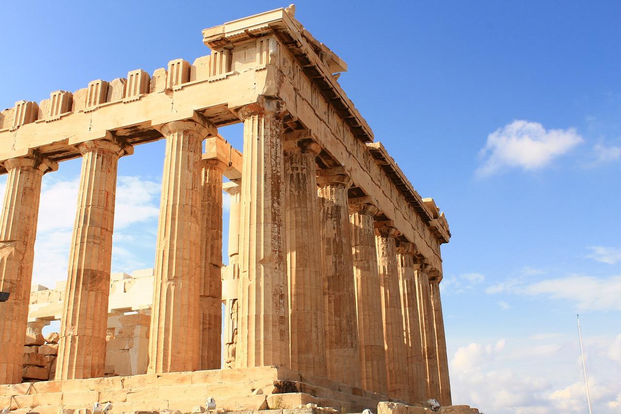 Akropolis Athen / Griechenland