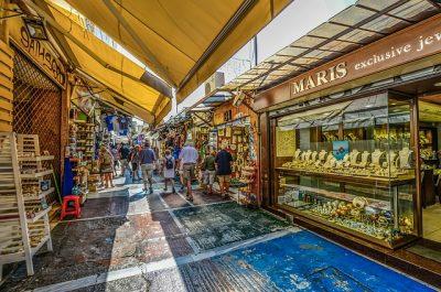 Athen - Markt