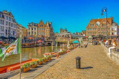 Gent - Belgien Klassenfahrt