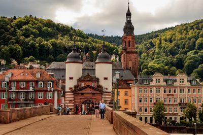 Klassenfahrt Heidelberg