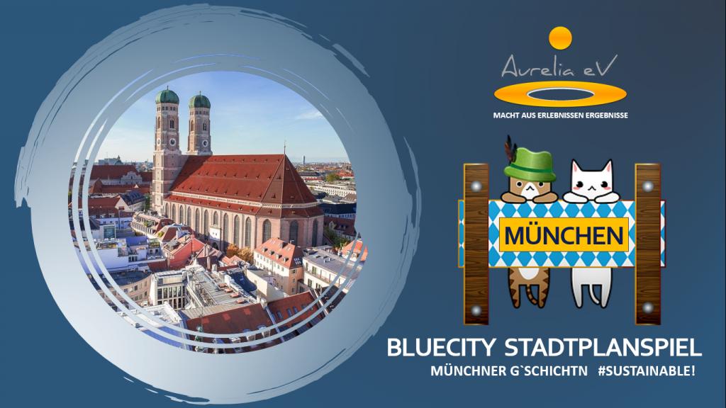 Stadtrallye München Klassenfahrt