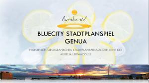 BLUECITIY Stadtrallye Genua - Italien