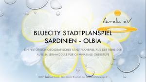 BLUECITY Stadtrallye Italien - Sardinien - Olbia
