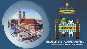 BLUECITY Stadtrallye München für Klassenfahrten
