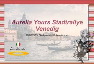 BLUECITY Stadtrallye Vededig - Italien