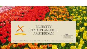 BLUECITY Statdtrallye Amsterdam - Niederlande Holland